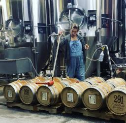 Olde Hickory Brewery- Sarah