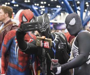 Comicpalooza | Texas' Largest Entertainment & Pop Culture Event