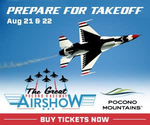 2021 Summer Co/Op ~ Digital ~ Great Pocono Air Show
