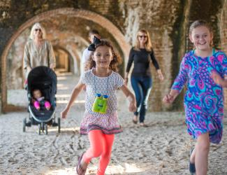 Explore Fort Pickens