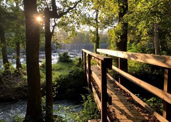 Haw River Trail - Glencoe
