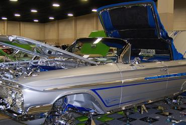 Car Show 2015 at Mountain America Expo Center