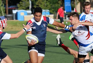 North American Invitational 7s Championship, August 1-5, 2018