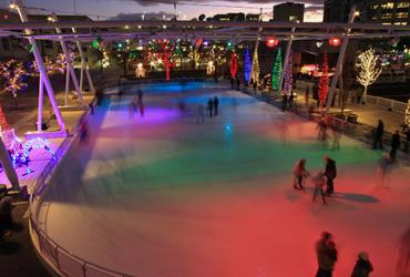 Ice Skating In Salt Lake City
