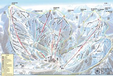 Brighton Trail Map