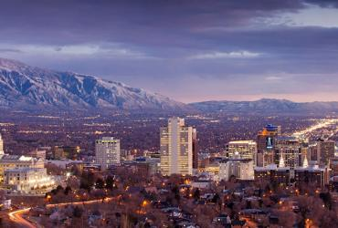 City Skyline Capitol Hill