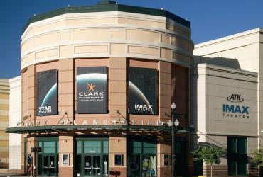Salt Lake's Clark Planetarium