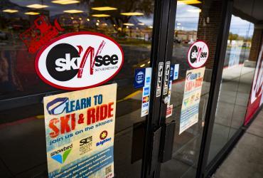 Ski N See Doors