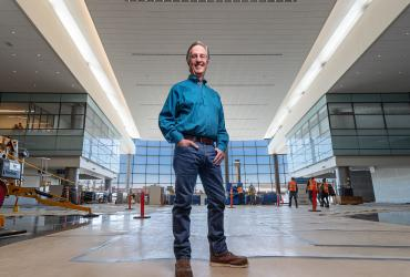 The Salt Lake City International Airport & Bill Wyatt