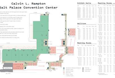 Salt Palace Convention Center Floor Plan PDF