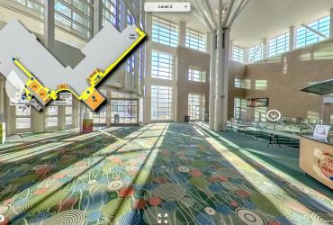 Salt Palace Convention Center Virtual Tour