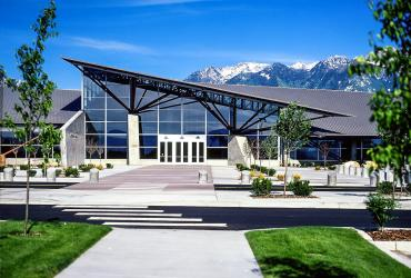 Mountain America Expo Center