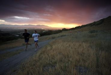 Favorite Fun Runs in Salt Lake City