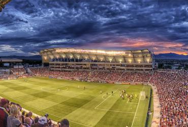 Rio Tinto Stadium - Home of Real Salt Lake