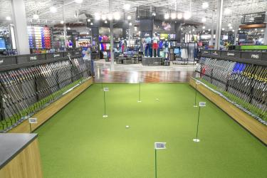 DICK'S House of Sport Golf