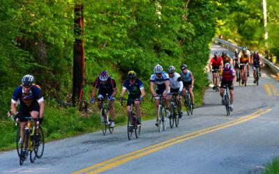 Cycling in Brandywine Valley