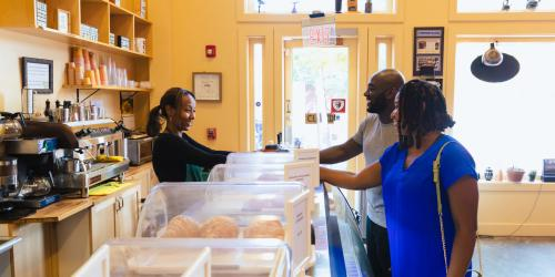 Abyssinia Market & Coffee House Drop In