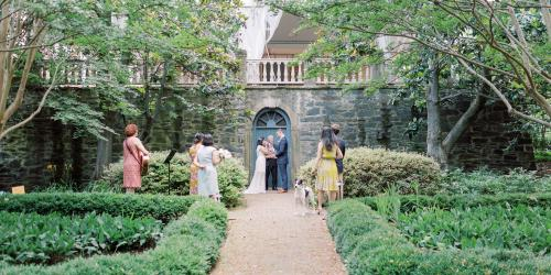 Carlyle House Micro Wedding