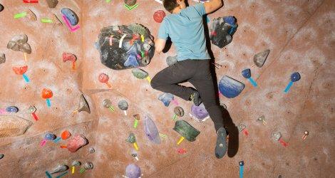 Union South Climbing