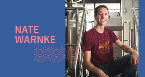 Nate Warnke, Rockhound Brewing Company