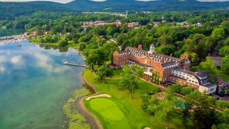 Otesaga Resort Hotel in Cooperstown