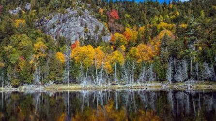 Giant's Washbowl from Zander Scott Ridge Trail to Giant Mountain