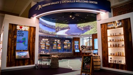 Hudson Valley/Catskills Welcome Center