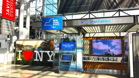 New York State Welcome Center