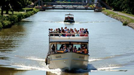 Lockport Locks & Erie Canal Cruise