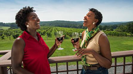 Millbrook Vineyards & Winery in the Hudson Valley Region