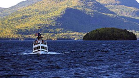 Mohican Boat Cruise on Lake George