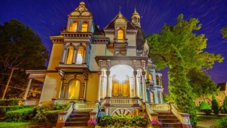 Batcheller Mansion Inn in Saratoga Springs, New York