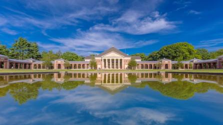 Roosevelt Baths at Saratoga State Park