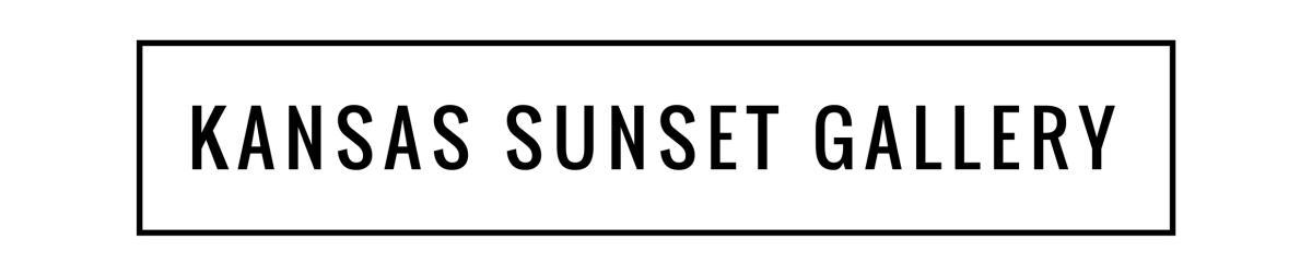 Kansas Sunset Gallery Title Icon