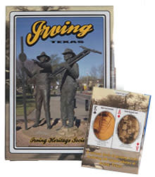 Irving Playing Cards