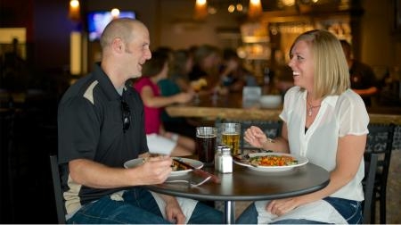 Dawson's Too in Brownsburg offers a wide variety of amazing comfort foods.