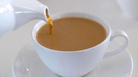 Chai tea at India Bistro (Photo courtesy of the India Bistro Facebook page)