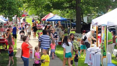 Plainfield's Quaker Day Craft & Community Festival takes place on Sept. 18.