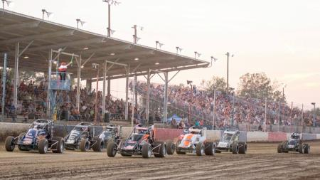 Photo courtesy of Terre Haute Action Track Facebook page