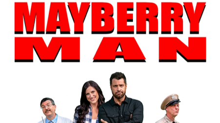 Mayberry Man debuts in Danville over Labor Day weekend.