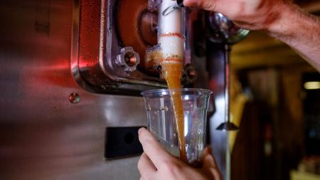 Beasley's Orchard - Cider Slushie
