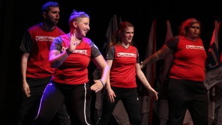 ComedySportz at Red Curb Improv Comedy Theatre