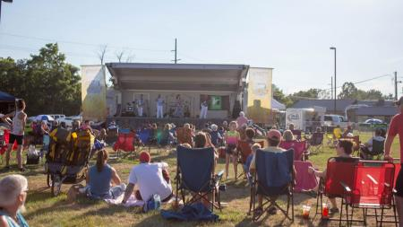 Rock the Block in Brownsburg this summer!