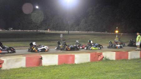 Photo courtesy of Ben Hur Speedway Facebook page