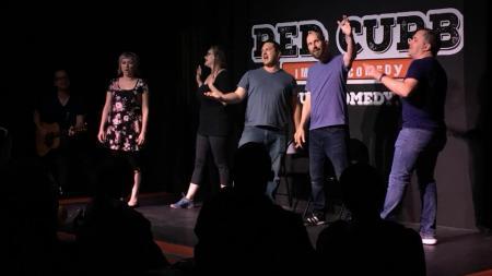 Red Curb Improv Comedy