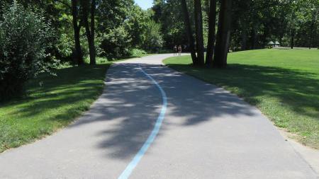 Blue Heron Path, Hummel Park