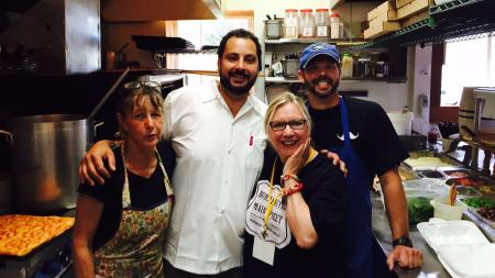 Perillo's Pizzeria owners love their customers
