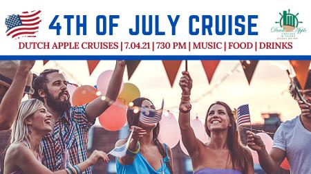 Dutch Apple Cruises July Fourth