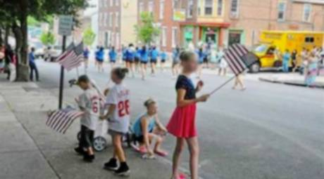 Norristown Fourth of July Parade