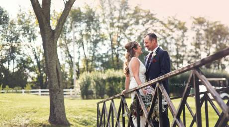 Spring Ford Country Club Wedding